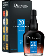 Dictador Icon Reserve Colombian Rum Aged 20 Years