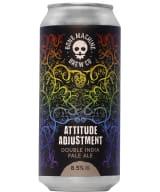 Bone Machine Attitude Adjustment Double IPA burk