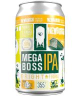 Newburgh MegaBoss IPA can