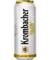 Krombacher Radler can