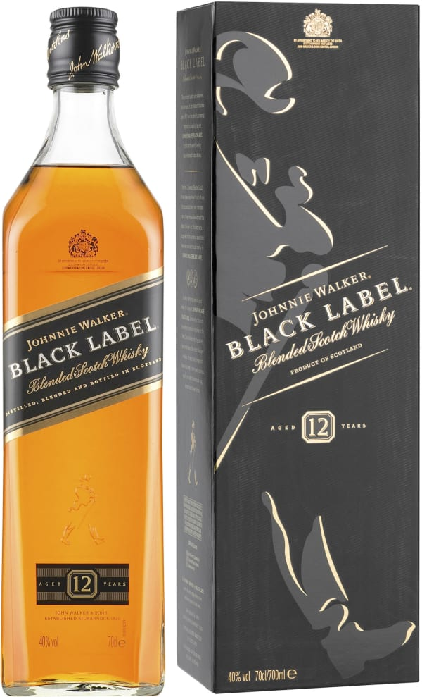 Johnnie Walker Black Label 12 Years Old