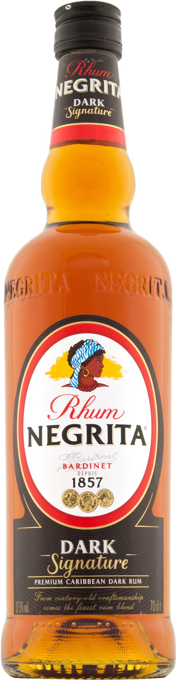 Rhum Negrita Dark Signature