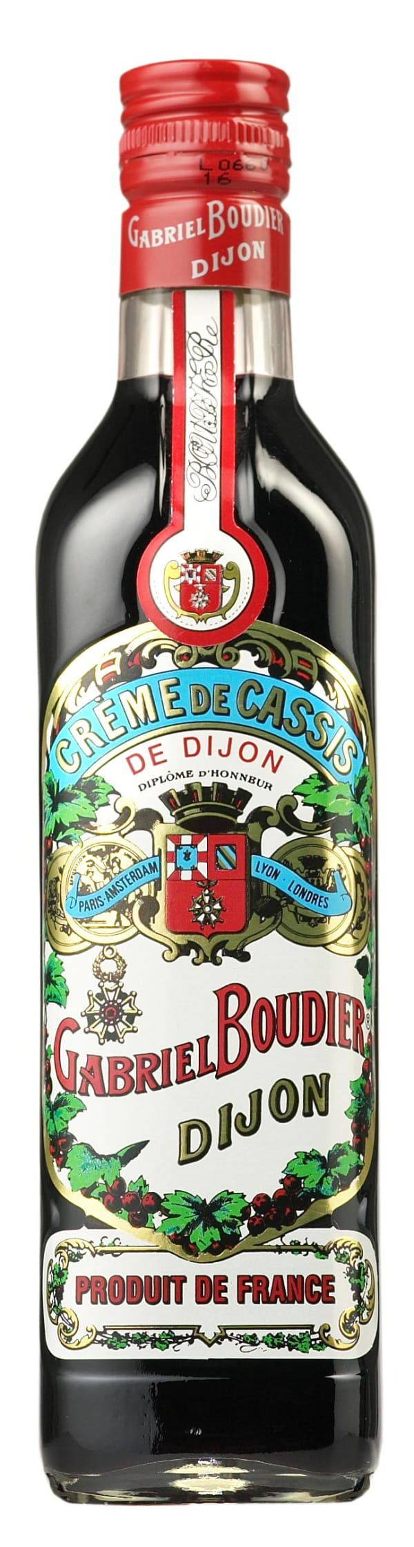 Crème de Cassis de Dijon
