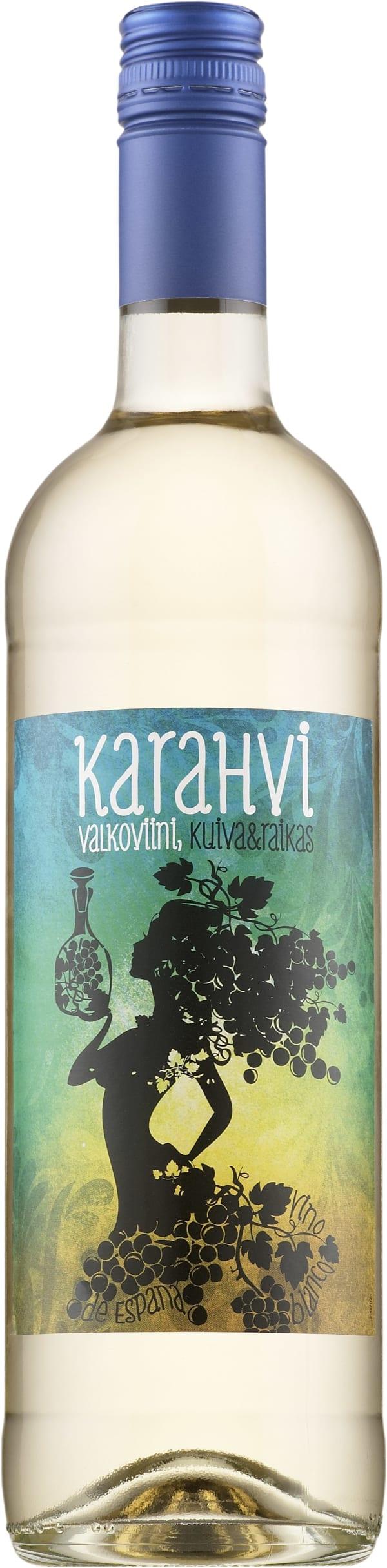 Karaffvitvin
