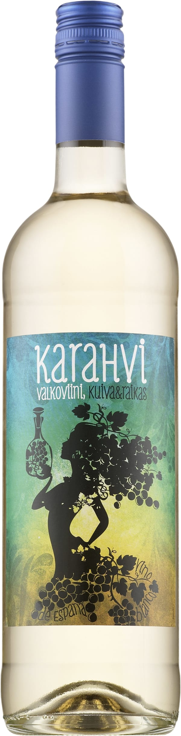 Karahvivalkoviini