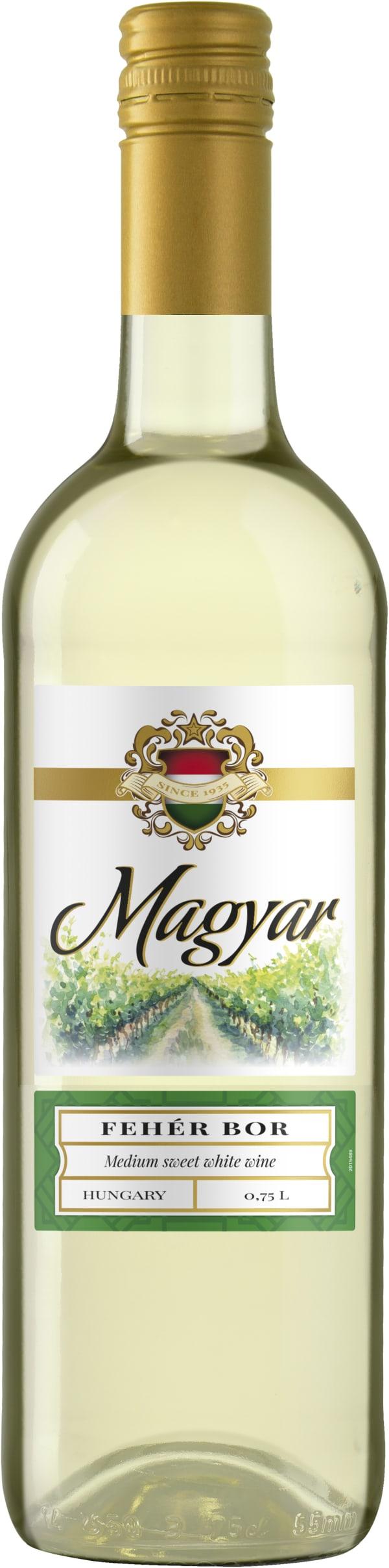 Magyar Fehér Bor