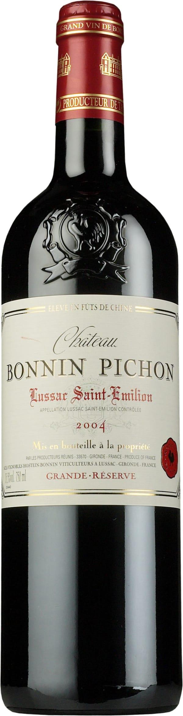 Château Bonnin Pichon 2012