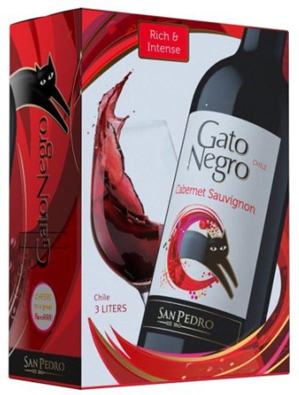 Gato Negro Cabernet Sauvignon 2016 bag-in-box