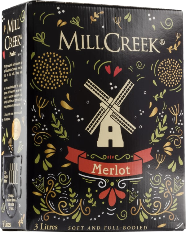 Millcreek Merlot  bag-in-box