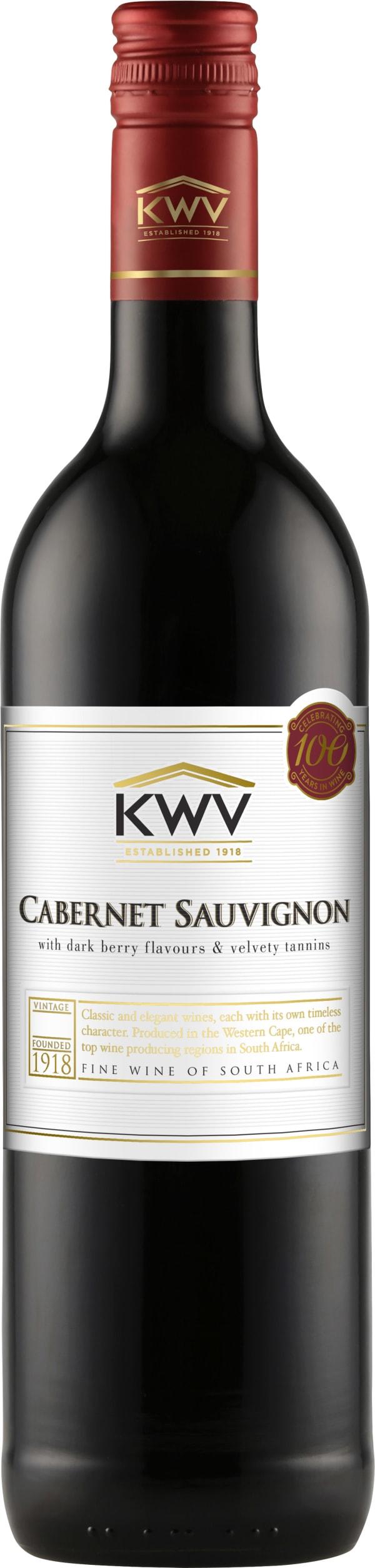 KWV Classic Collection Cabernet Sauvignon 2016