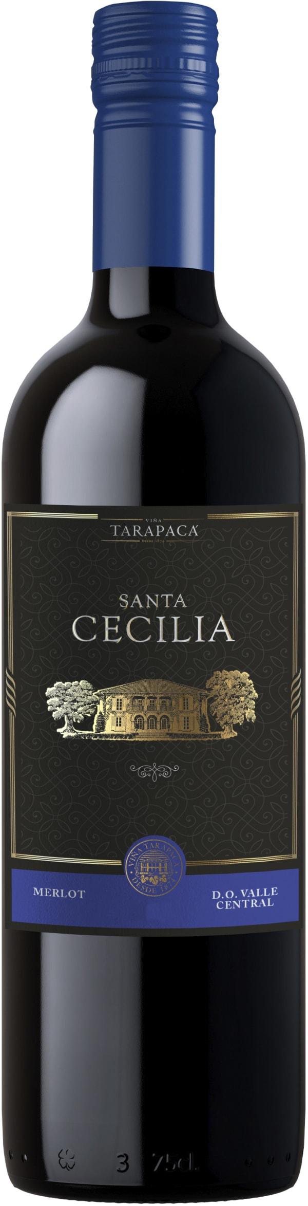 Tarapacá Santa Cecilia Merlot 2016