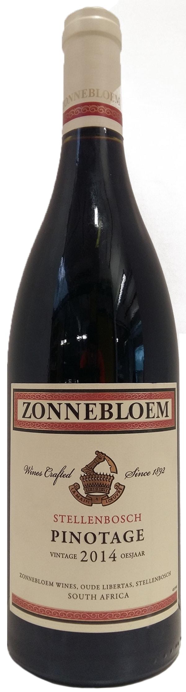 Zonnebloem Pinotage 2014