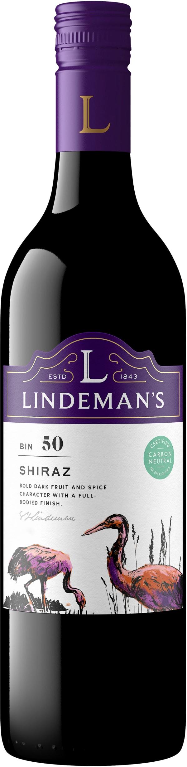 Lindeman's Bin 50 Shiraz 2016