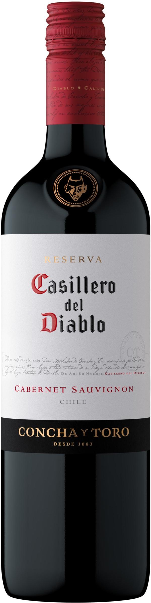 Casillero del Diablo Cabernet Sauvignon Reserva 2016