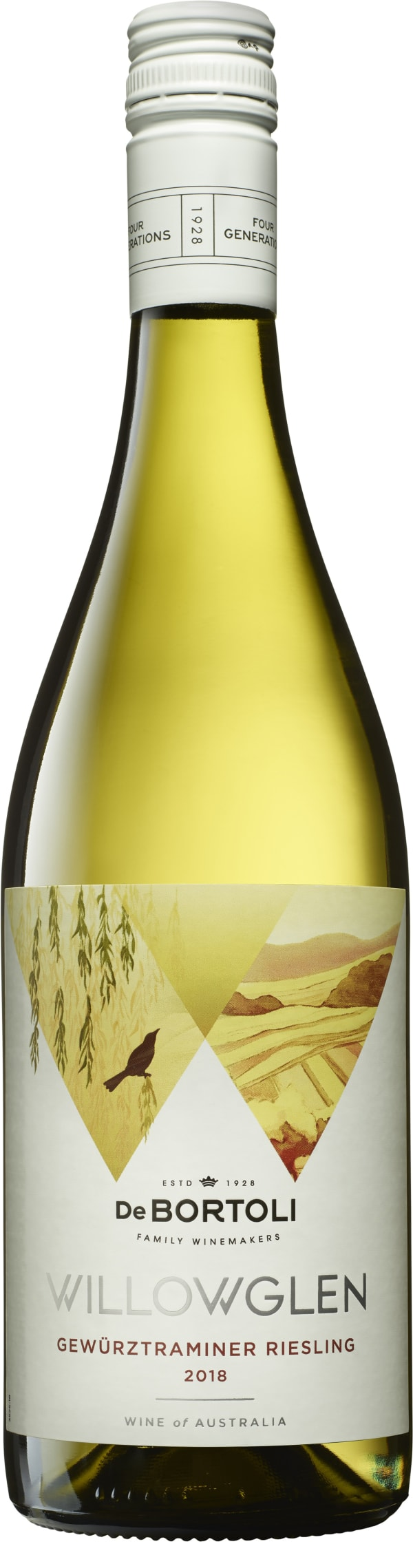 Wood Ridge Fruity White 2016