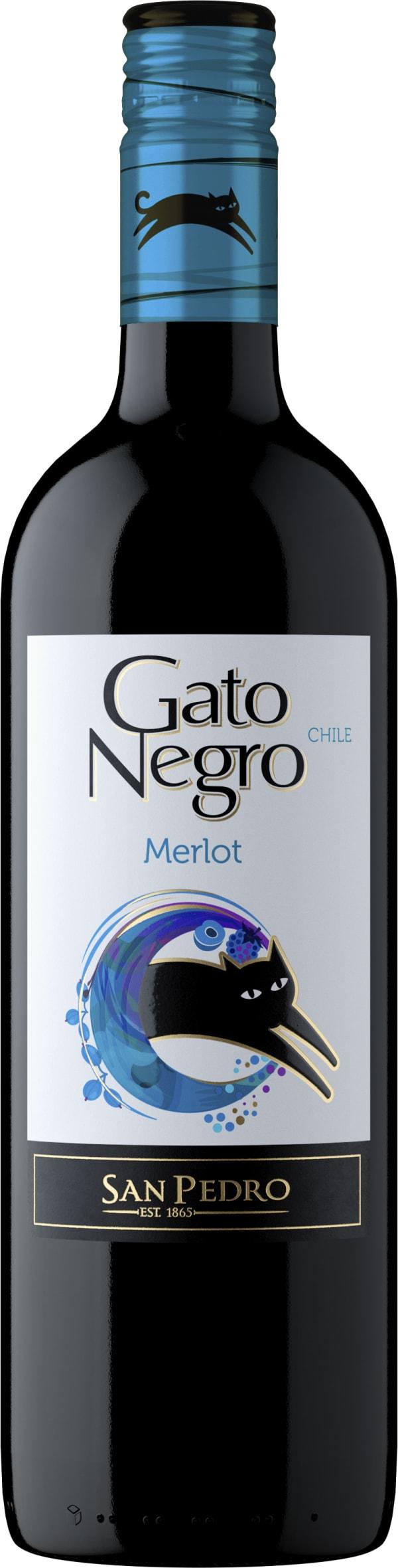 Gato Negro Merlot 2017