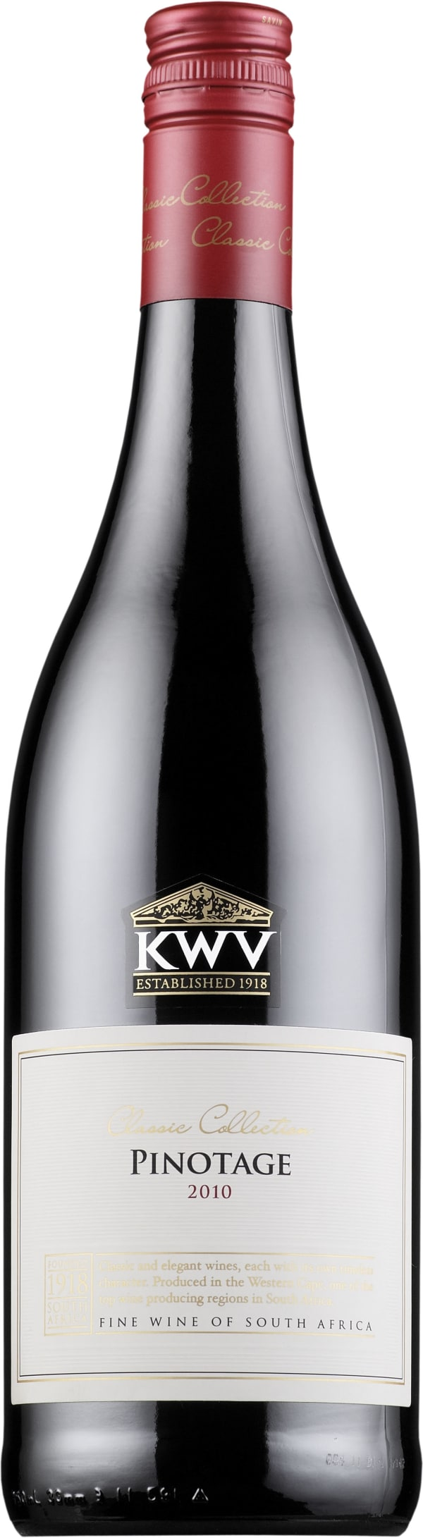 KWV Classic Collection Pinotage 2016