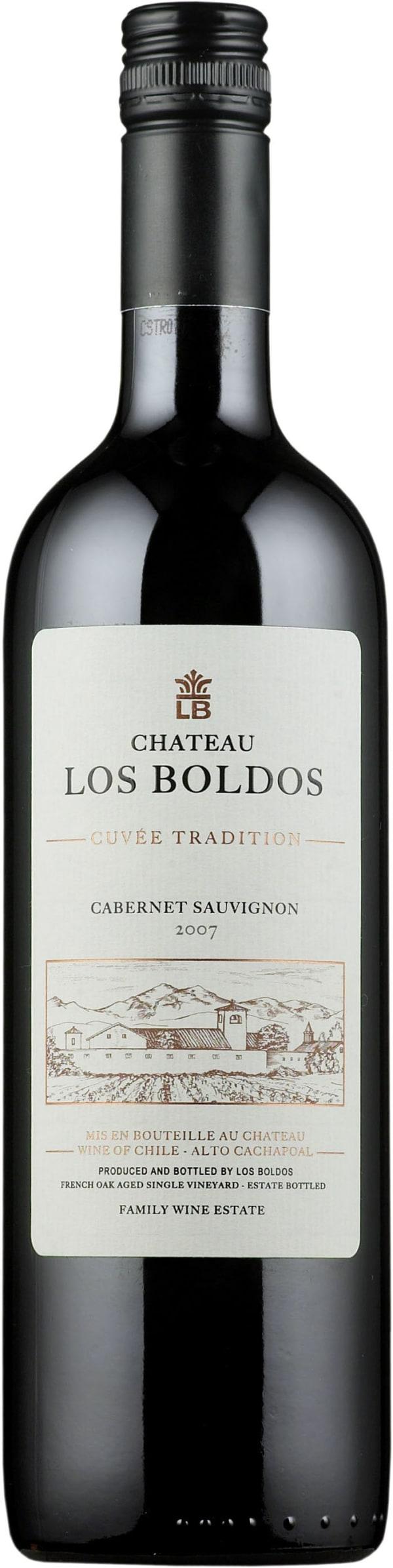 Château Los Boldos Cabernet Sauvignon 2013