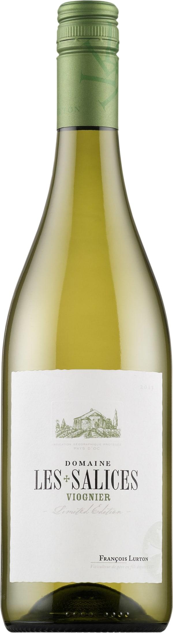 Domaine Les Salices Viognier 2015