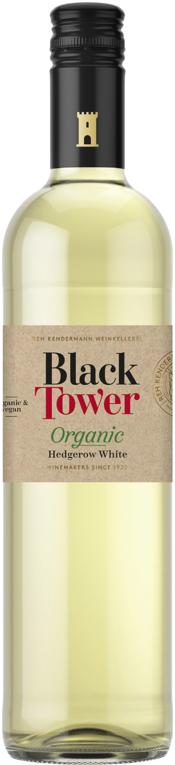 Black Tower Hedgerow Organic 2016