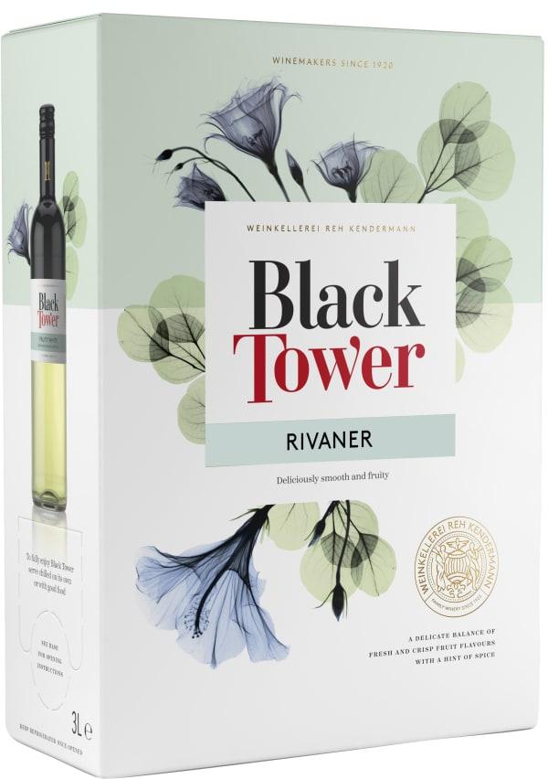 Black Tower Rivaner 2016 bag-in-box