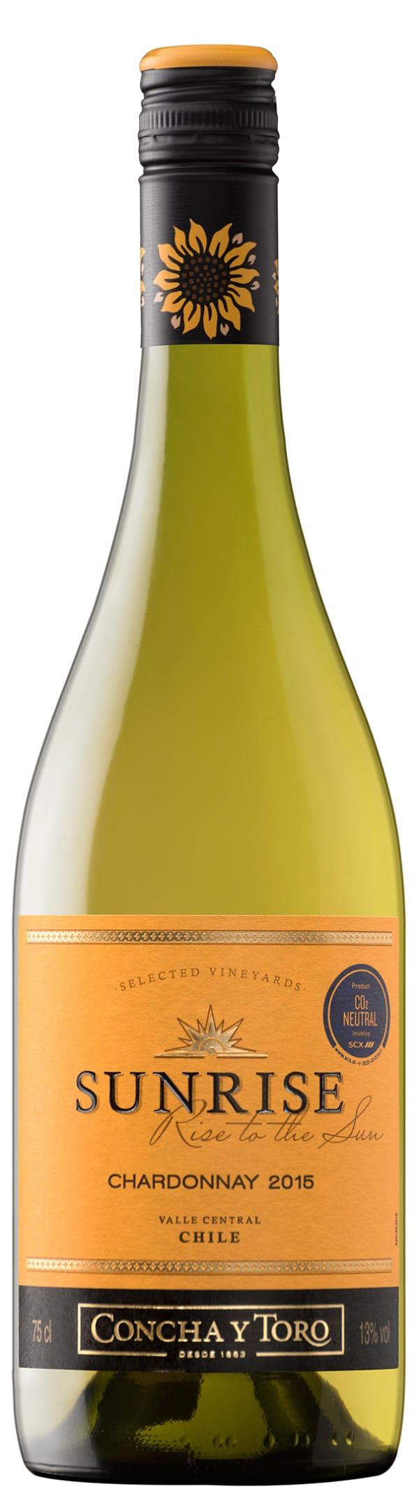 Sunrise Chardonnay 2016