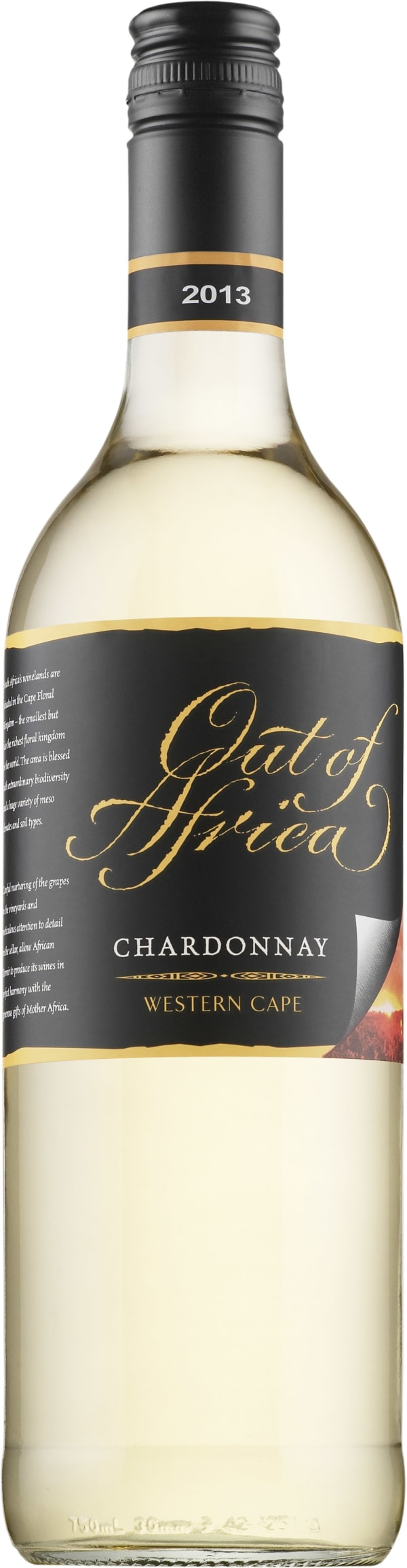 Out of Africa Chardonnay 2015