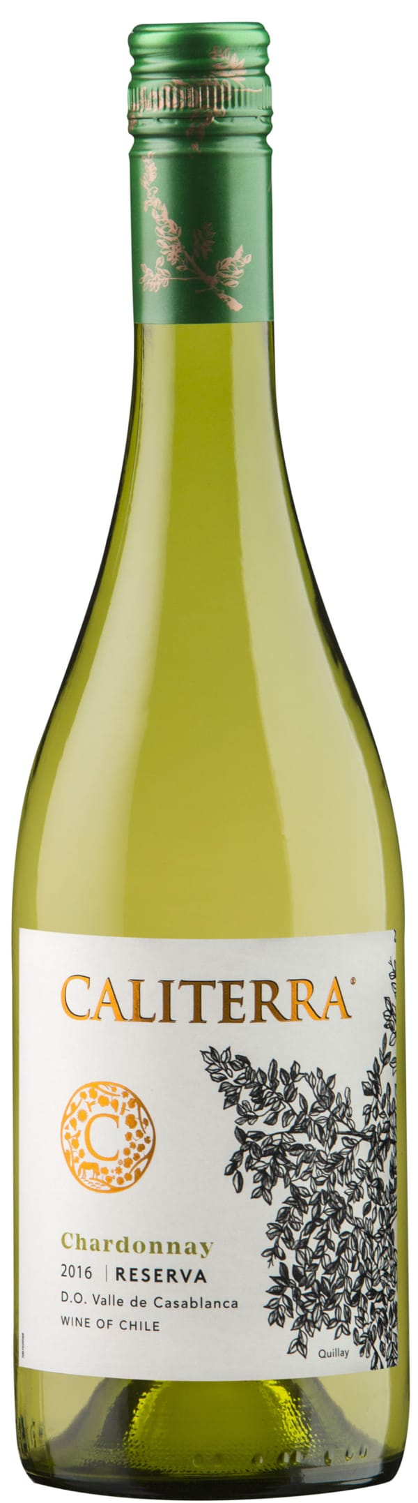 Caliterra Reserva Chardonnay 2016