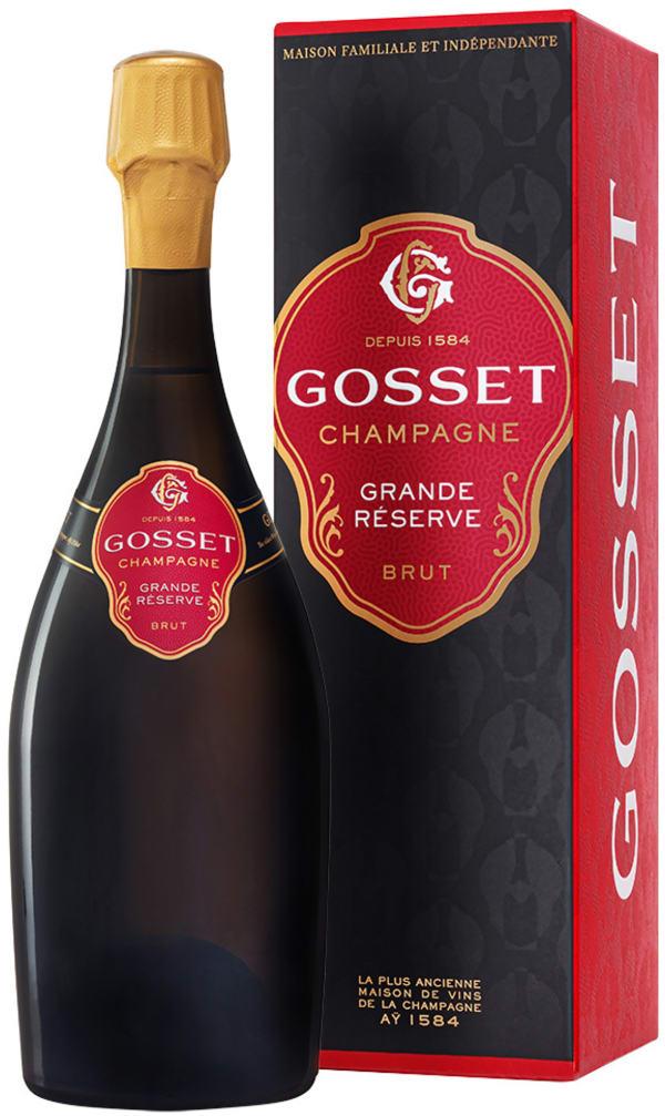 Gosset Grande Réserve Champagne Brut