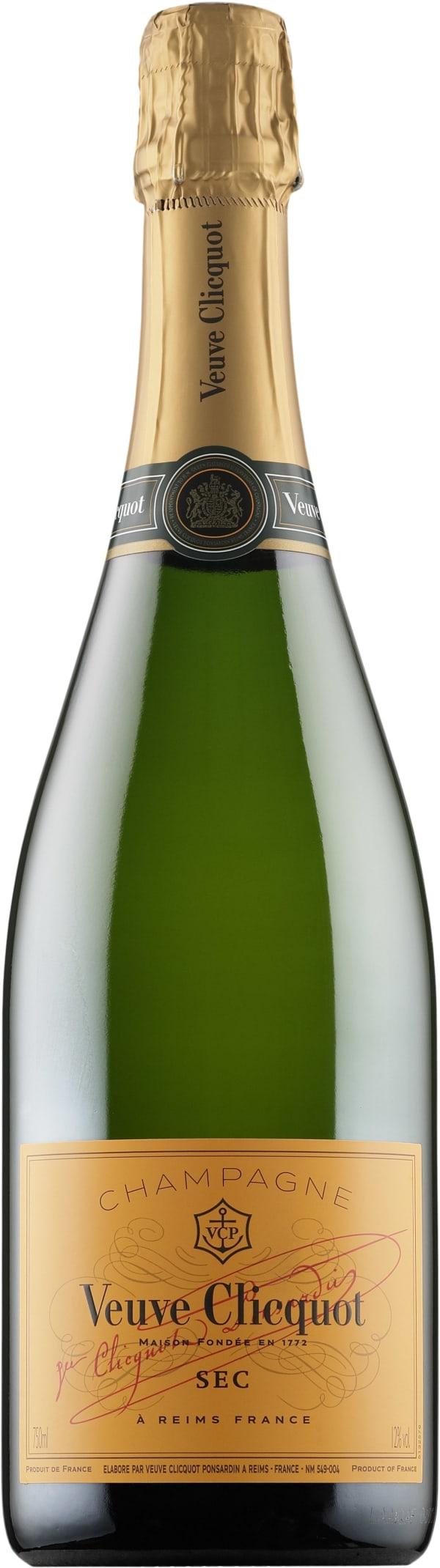 Veuve Clicquot Champagne Sec