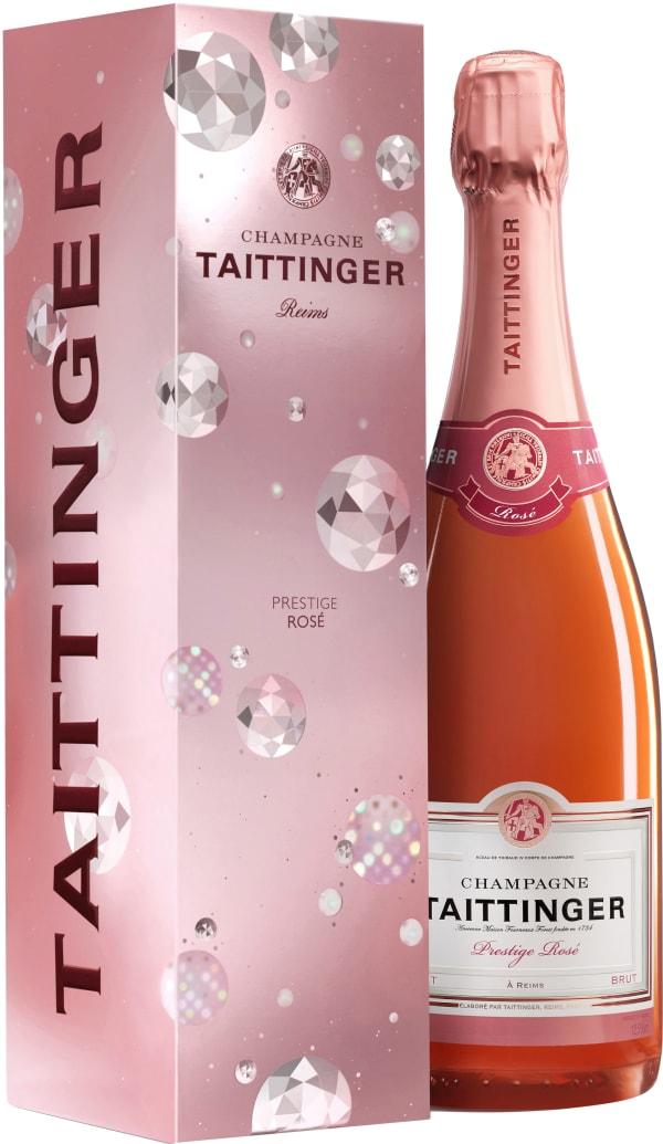 Taittinger Prestige Rosé Champagne Brut