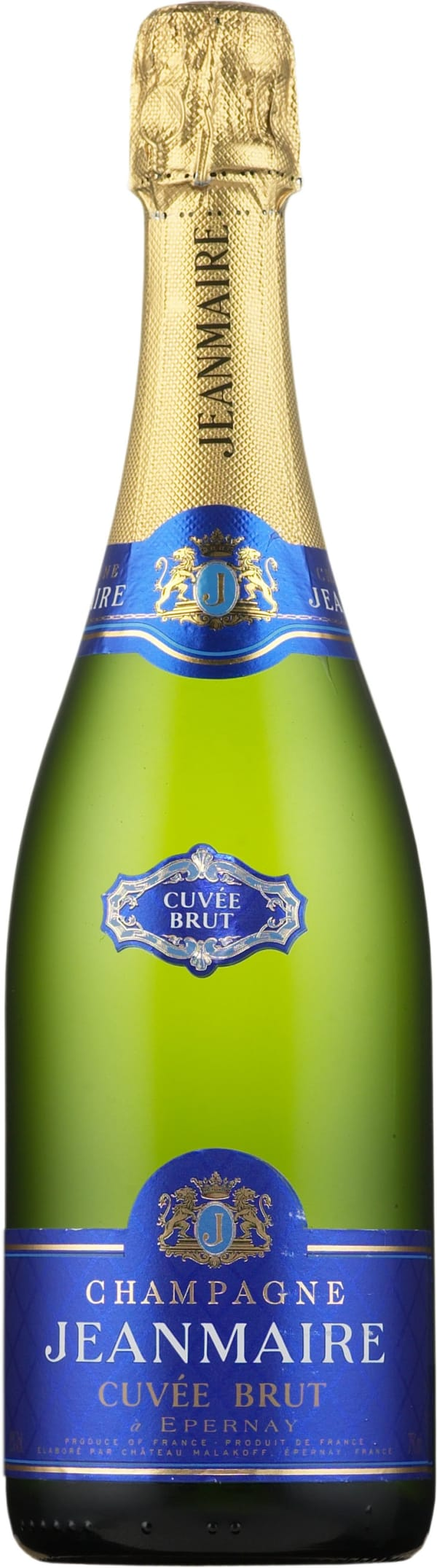 Jeanmaire Cuvée Champagne Brut