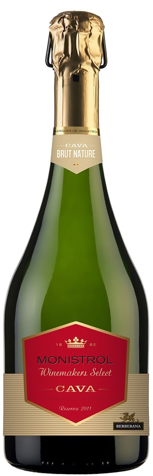 Monistrol Winemakers Select Cava Brut 2013