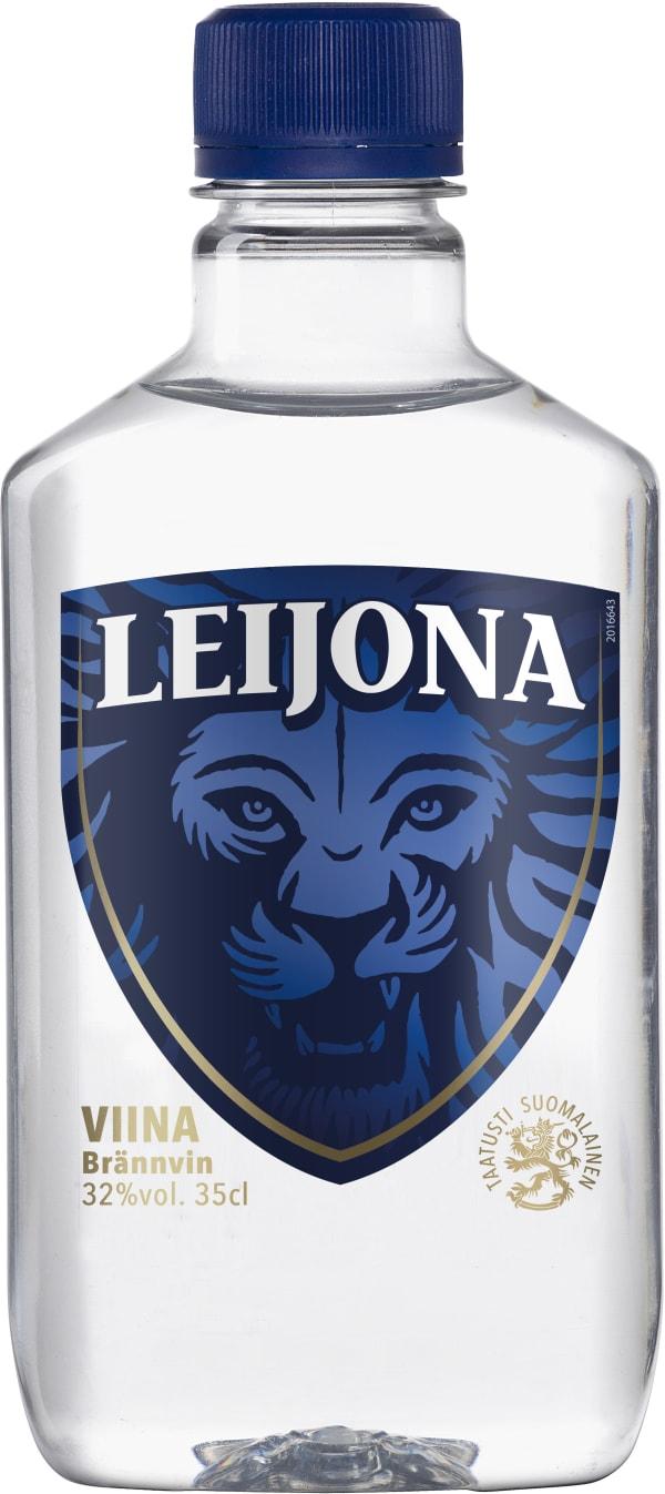 Leijona Viina  plastic bottle