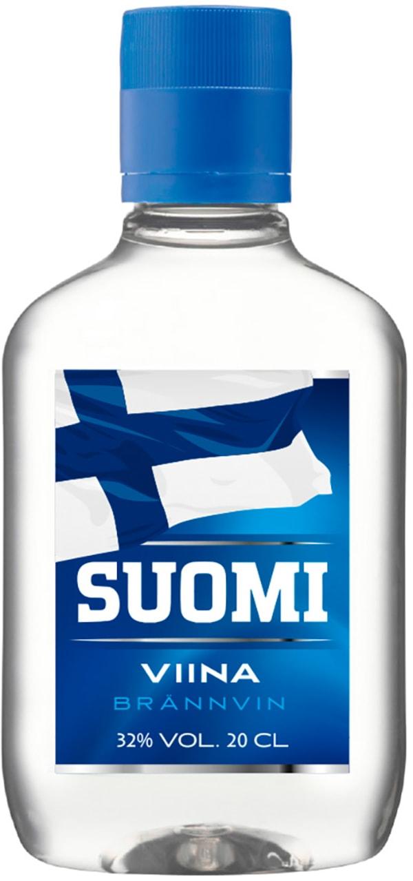 Suomi Viina  plastflaska