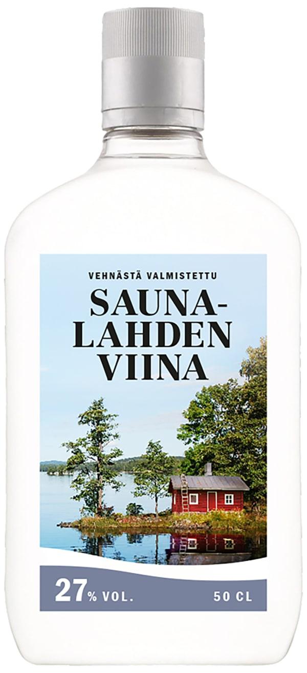 Saunalahden Viina 27 %  plastflaska