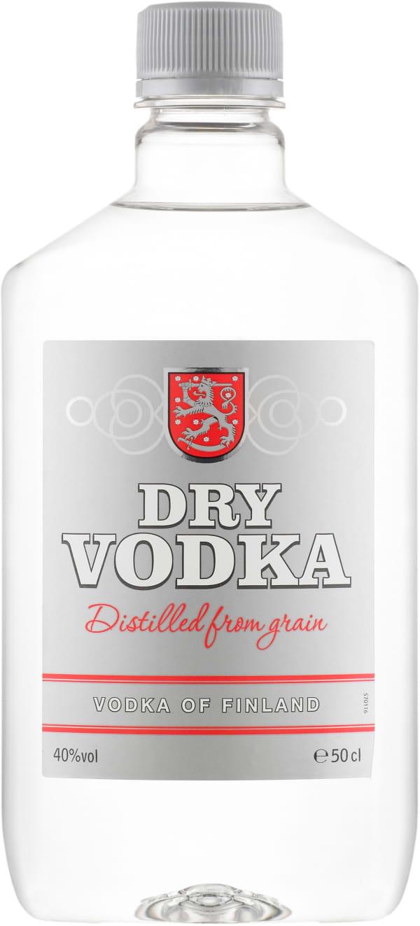 Dry Vodka plastflaska