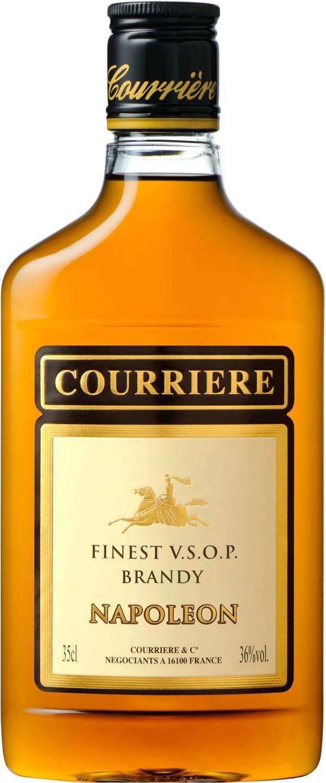 Courriere Napoleon Finest VSOP  plastic bottle