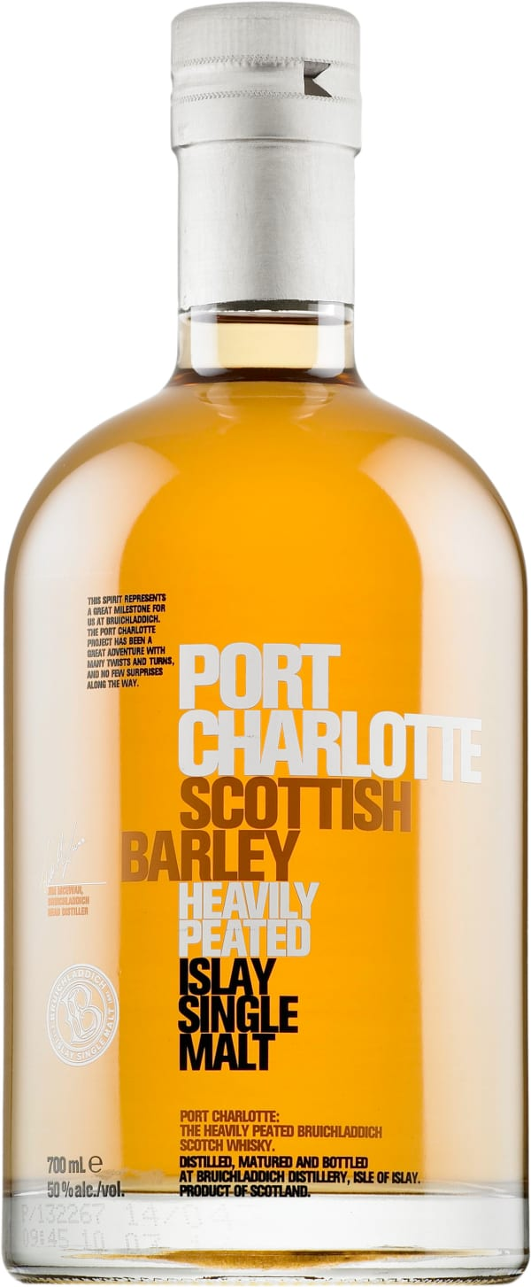 Port Charlotte Scottish Barley Single Malt