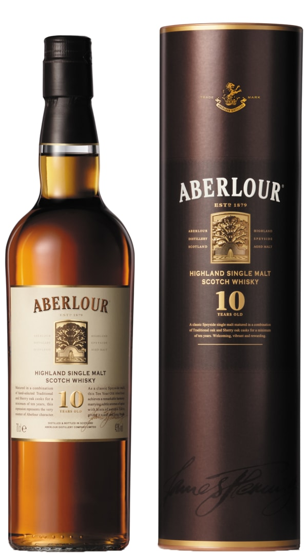 Aberlour 10 Year Old Single Malt
