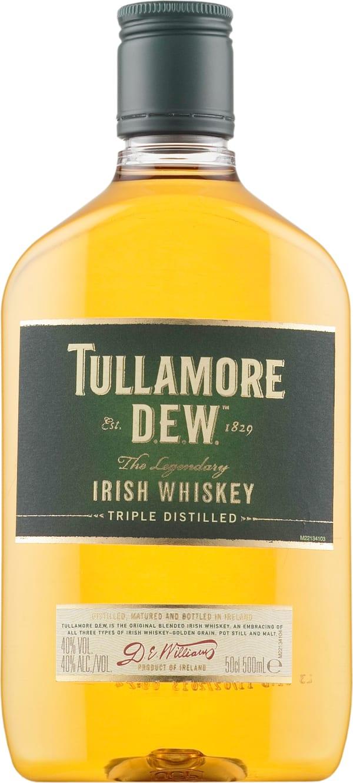 Tullamore D.E.W. plastflaska