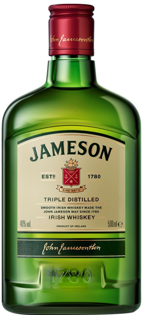 Jameson  plastic bottle