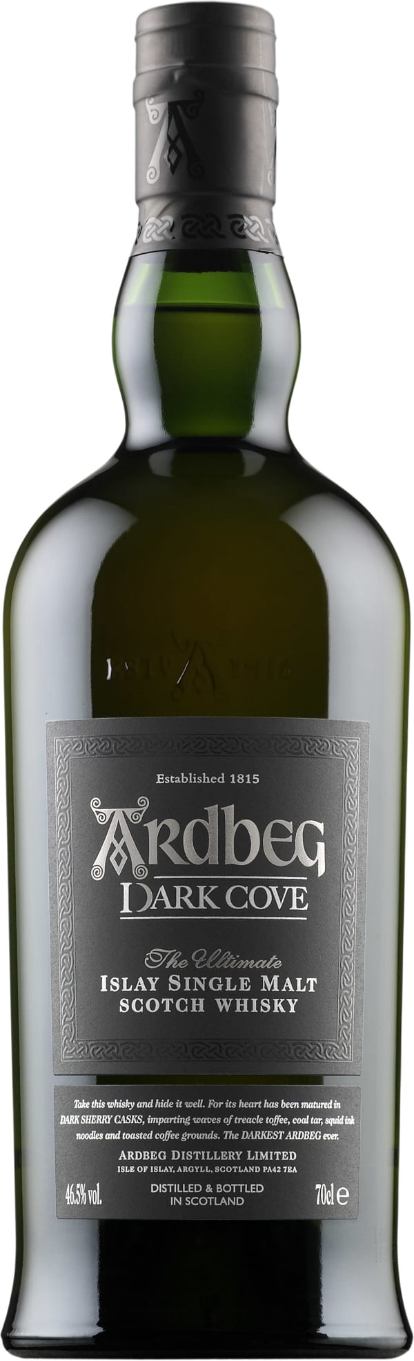 Ardbeg Dark Cove Single Malt