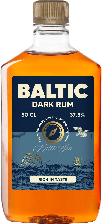 Baltic Dark  muovipullo