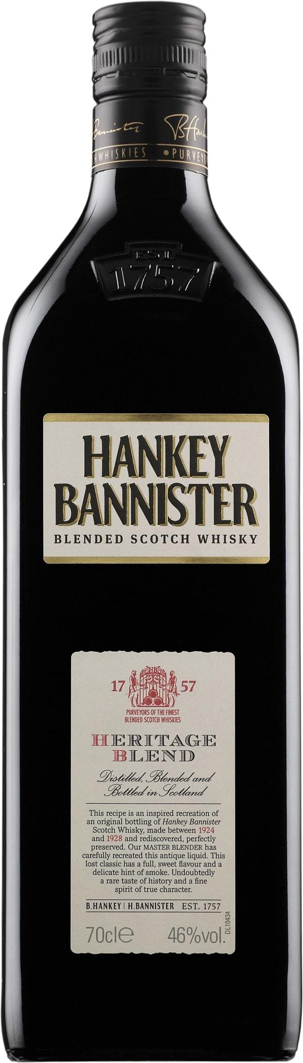 Hankey Bannister Heritage