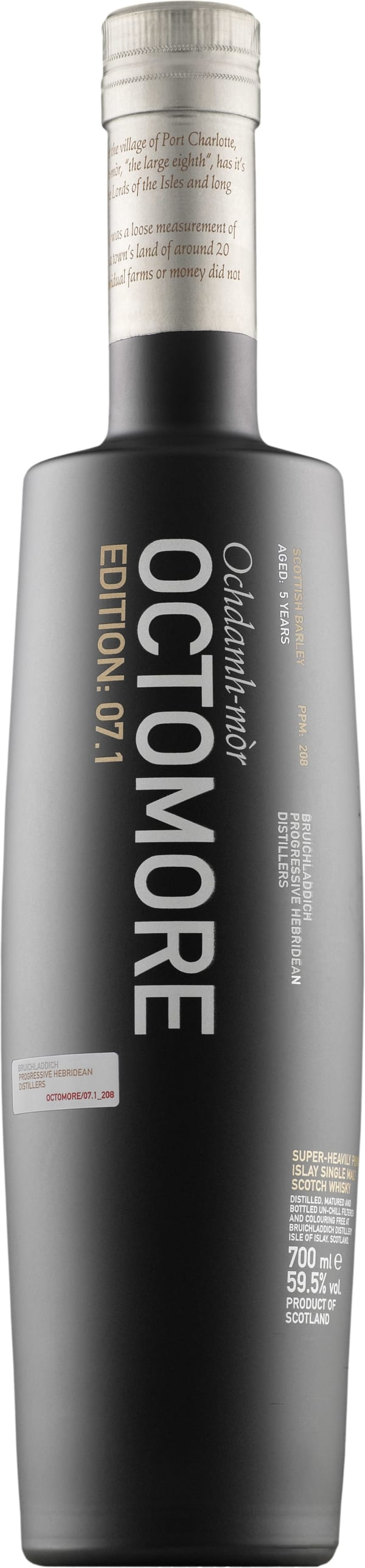 Octomore 07.1 Single Malt
