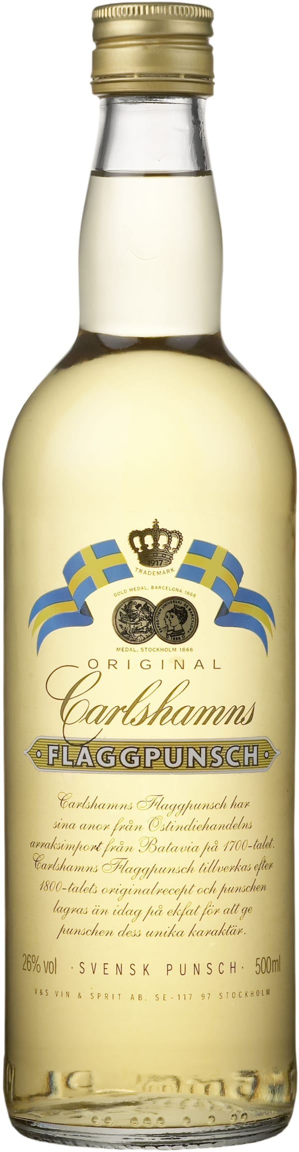 Carlshamns Flaggpunsch Original