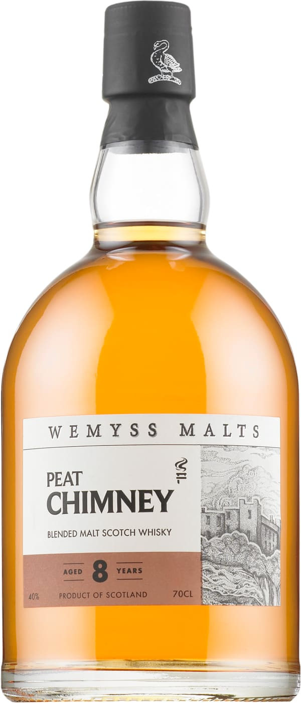 Peat Chimney 8 Year Old Blended Malt