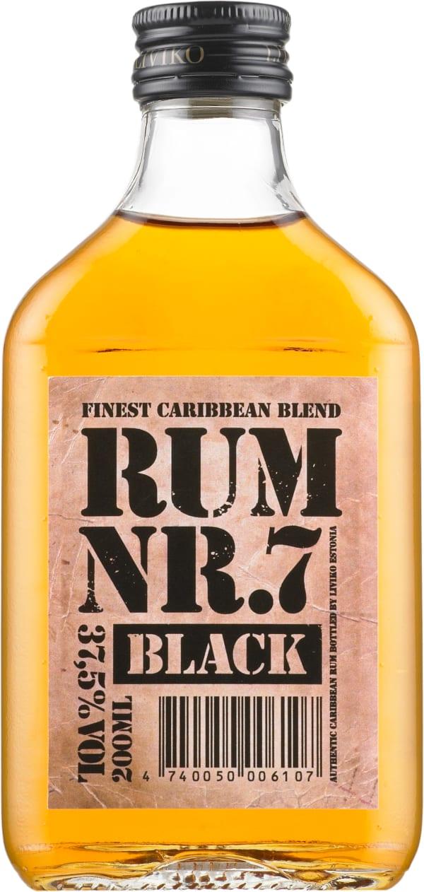 Rum Nr.7 Black