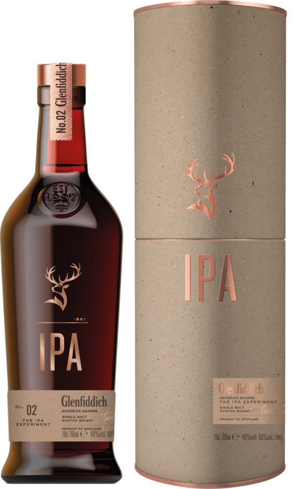 Glenfiddich IPA Single Malt
